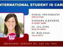 71 Visiting Id Card Template Adobe Formating for Id Card Template Adobe