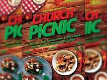 72 Best Church Picnic Flyer Templates Photo with Church Picnic Flyer Templates