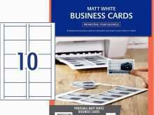 72 Best Free Avery Business Card Template 8859 Templates for Free Avery Business Card Template 8859