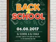 72 Blank Back To School Party Flyer Template Free Download Layouts with Back To School Party Flyer Template Free Download