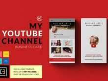 72 Creating Business Card Template Youtube for Ms Word by Business Card Template Youtube