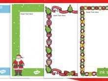 72 Creating Christmas Card Template A4 for Christmas Card Template A4