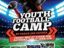 72 Creating Football Flyer Templates For Free for Football Flyer Templates