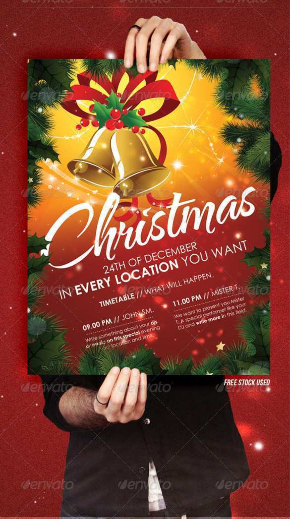 72 Creating Holiday Flyer Templates Free Download Maker with Holiday Flyer Templates Free Download