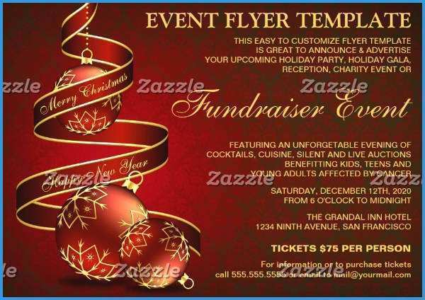 72 Customize Charity Event Flyer Template in Word with Charity Event Flyer Template