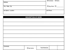 72 Customize Job Card Templates Word PSD File with Job Card Templates Word