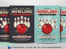 72 Customize Our Free Bowling Flyer Template Free Formating for Bowling Flyer Template Free