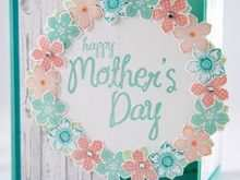 72 Customize Our Free Mothers Card Templates Nz With Stunning Design by Mothers Card Templates Nz