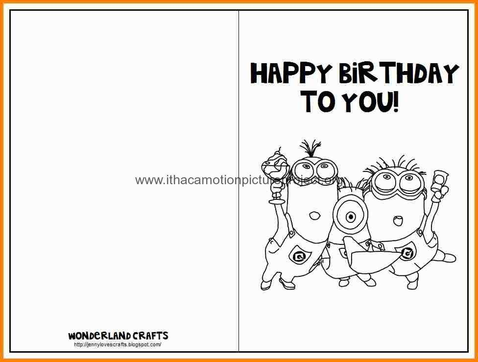 72 Format Birthday Card Template Wife Formating by Birthday Card Template Wife