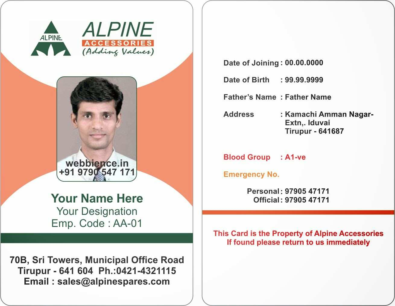 72 Free Printable 007 Id Card Template in Photoshop with 007 Id Card Template
