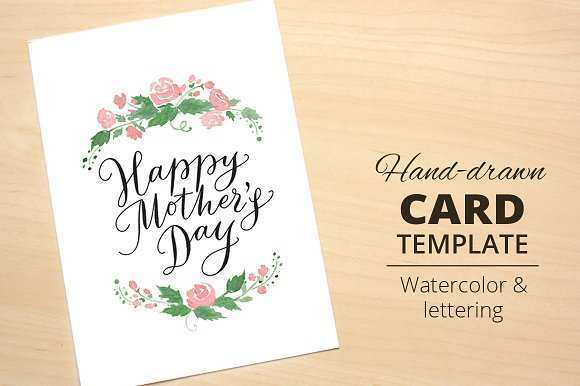 72 How To Create Mothers Day Card Templates Photo with Mothers Day Card Templates