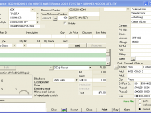 72 Printable Auto Glass Repair Invoice Template Formating with Auto Glass Repair Invoice Template