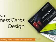 Visiting Card Design Online Purchase