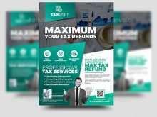 72 Report Tax Preparation Flyers Templates Layouts with Tax Preparation Flyers Templates