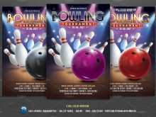 72 Standard Bowling Flyer Template Free With Stunning Design for Bowling Flyer Template Free