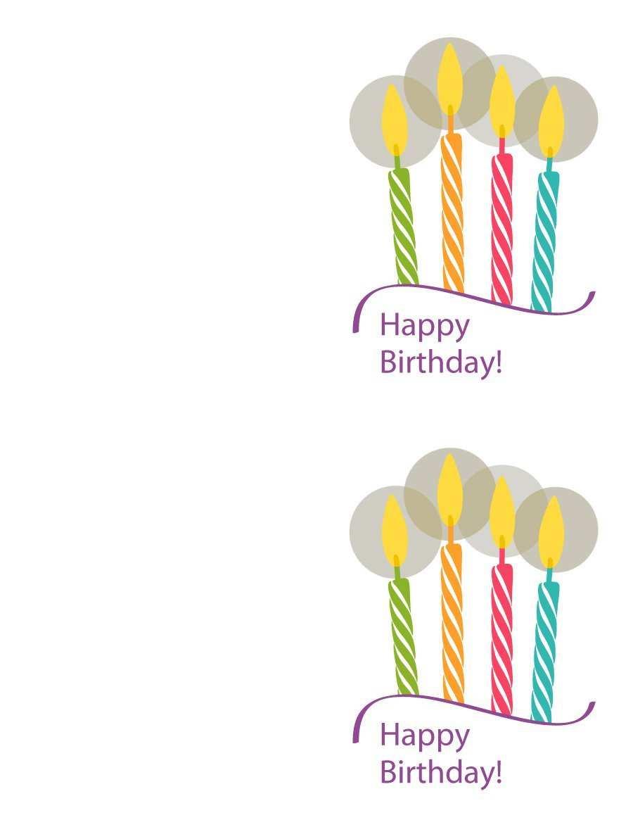72 The Best Birthday Card Template Girl Maker with Birthday Card Template Girl