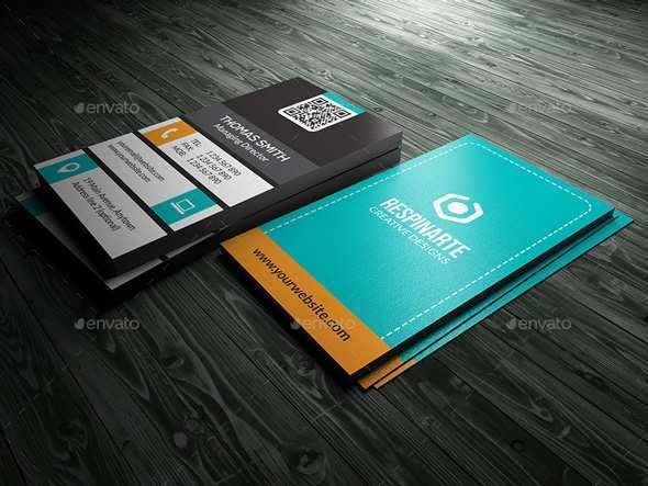 72 Visiting Business Card Templates Envato Maker by Business Card Templates Envato