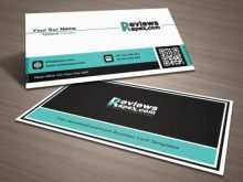 72 Visiting Free Qr Code Business Card Templates for Ms Word with Free Qr Code Business Card Templates