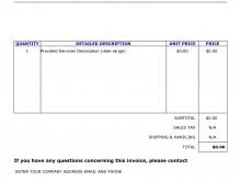 73 Best Blank Invoice Template Uk Pdf PSD File for Blank Invoice Template Uk Pdf