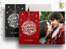 73 Create Christmas Card Template Photographer Maker by Christmas Card Template Photographer