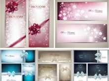 73 Creating Christmas Card Templates Vector Maker for Christmas Card Templates Vector