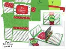 Christmas Gift Card Holder Template Free