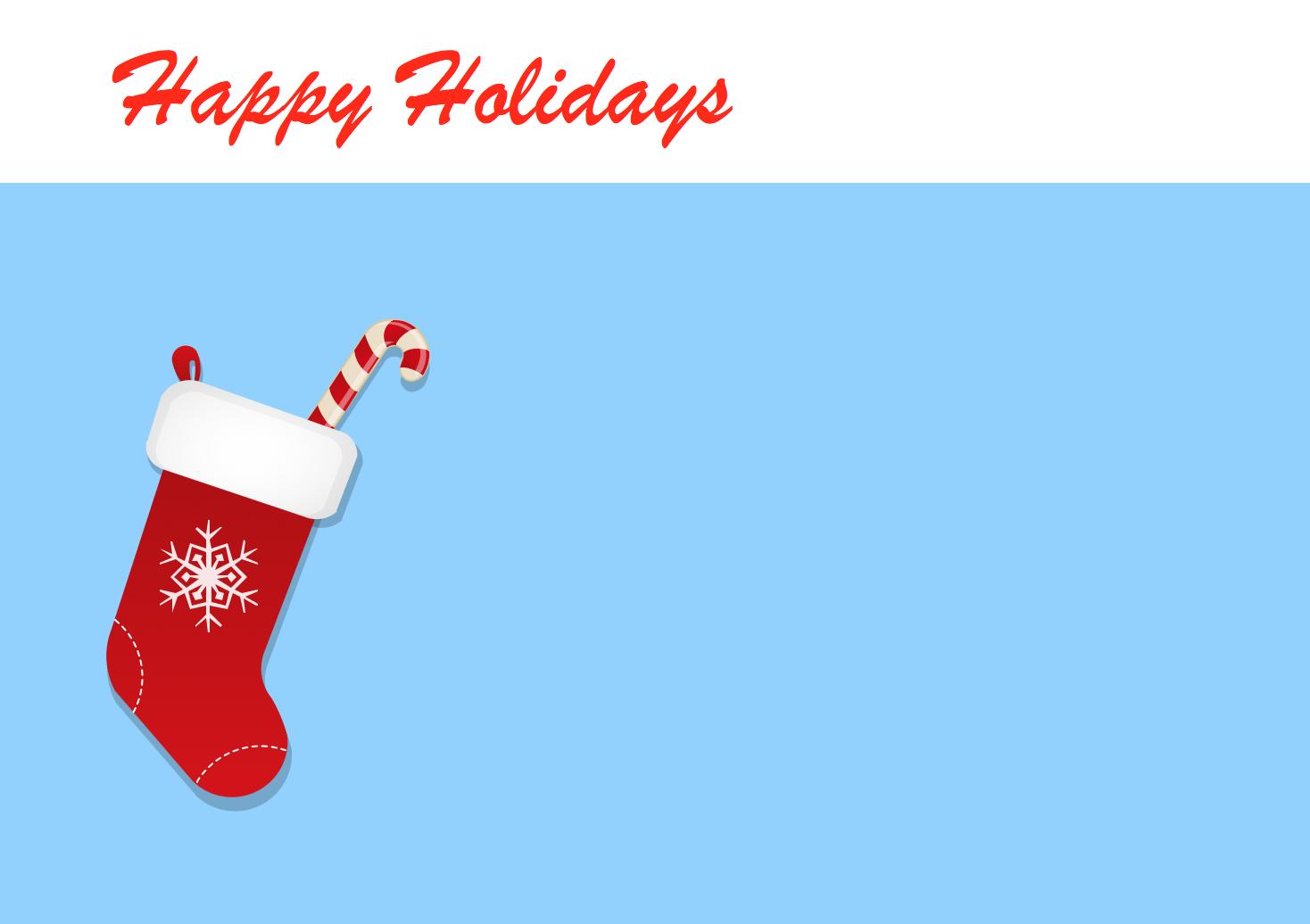 5 Creating Christmas Greeting Card Template Microsoft Word