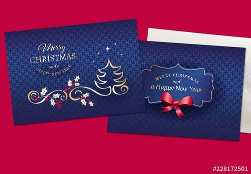 73 Creative Christmas Card Template Adobe for Christmas Card Template Adobe