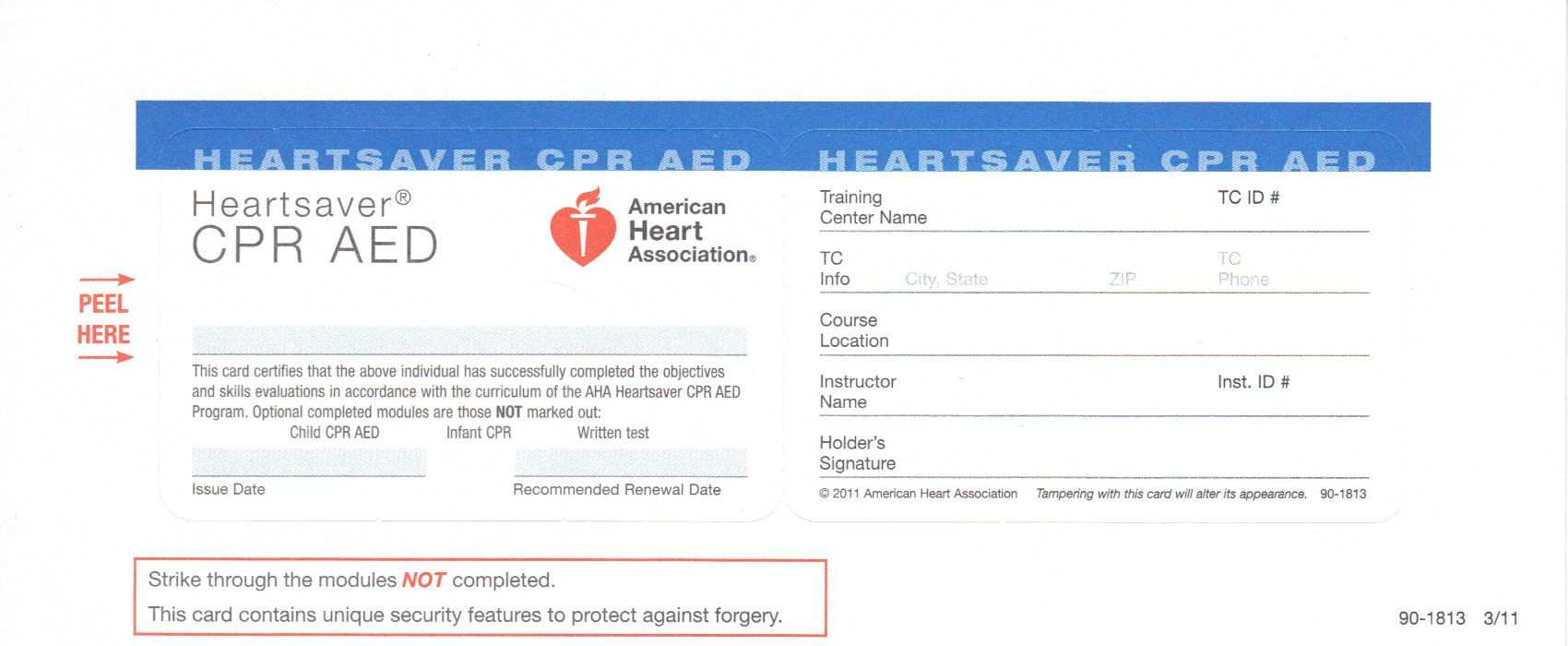 21 Creative Cpr Card Template Printable in Photoshop by Cpr Card For Cpr Card Template