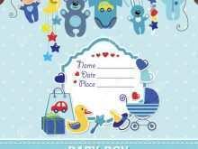 73 Customize Baby Card Template Microsoft Word Formating for Baby Card Template Microsoft Word