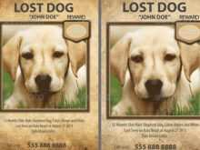 73 Customize Our Free Lost Pet Flyer Template Free Maker by Lost Pet Flyer Template Free