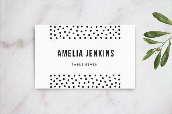 73 Customize Our Free Name Card Template Pdf With Stunning Design by Name Card Template Pdf