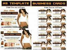 73 Customize Tanning Flyer Templates for Ms Word for Tanning Flyer Templates