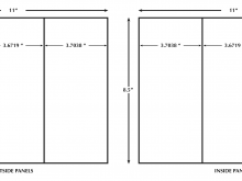 73 Format 3 Fold Card Template Formating by 3 Fold Card Template