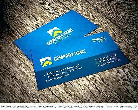 73 Format Business Card Templates Illustrator Free PSD File with Business Card Templates Illustrator Free