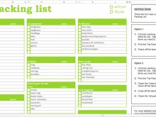 73 Free Printable Travel Planning Checklist Template Photo with Travel Planning Checklist Template