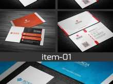 Multi Business Card Template Indesign