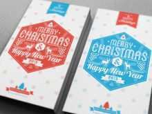 73 Report Christmas Card Template Ai Maker by Christmas Card Template Ai