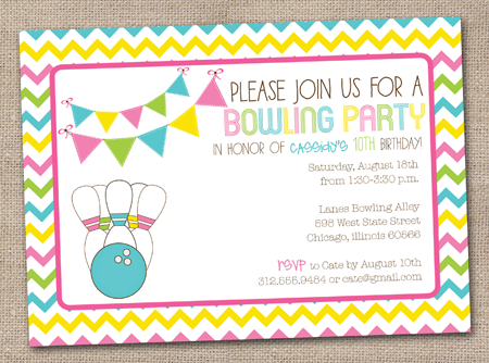 73 Visiting Bowling Party Flyer Template With Stunning Design with Bowling Party Flyer Template