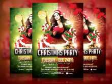 73 Visiting Christmas Party Flyer Template Download for Christmas Party Flyer Template