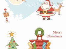 Christmas Card Template Ms Word
