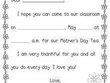 74 Create Mother S Day Card Blank Template Templates by Mother S Day Card Blank Template