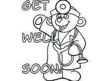 Free Printable Get Well Soon Card Template