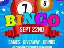 74 Customize Our Free Bingo Flyer Template Now with Bingo Flyer Template