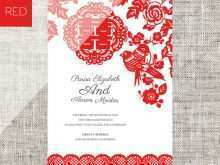 74 Format Chinese Wedding Card Templates Free Download Maker for Chinese Wedding Card Templates Free Download