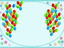 74 Free Happy Birthday Card Templates To Print Download by Happy Birthday Card Templates To Print