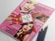 74 Free Salon Flyer Templates PSD File by Salon Flyer Templates