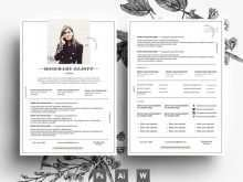 74 How To Create 2 Page Card Template Maker by 2 Page Card Template