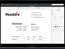 74 Invoice Template Mac Maker by Invoice Template Mac