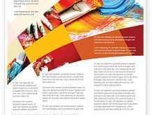 74 Online Art Flyer Template Formating for Art Flyer Template